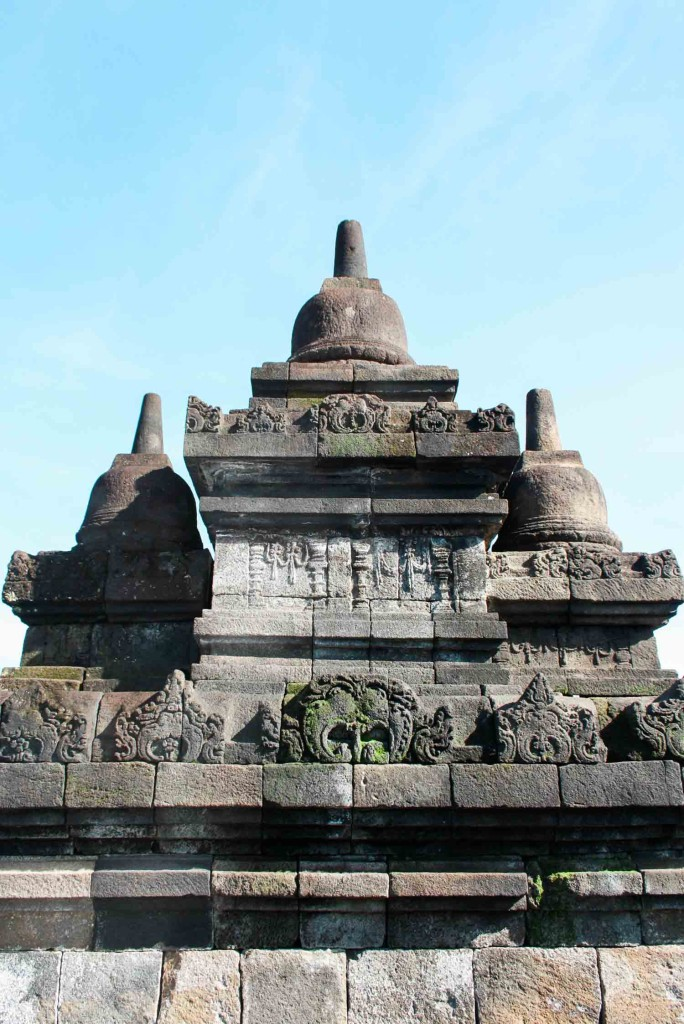 The Borobudur Temple in Java Indonesia is a breathtaking wonder of Buddhist and Asian history. Get travel tips to visit this heritage site on Swoontastic.com