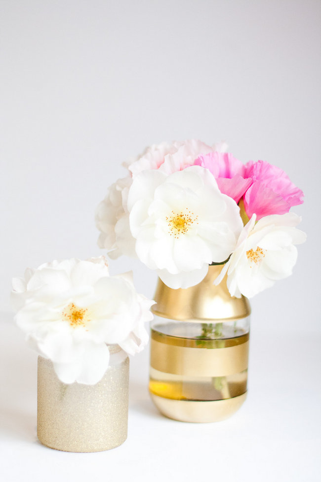 DIY Vases from Bottles (4)