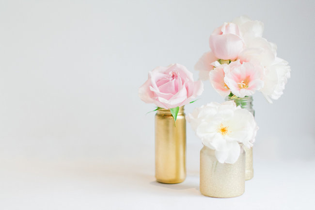 DIY Vases from Bottles (9)