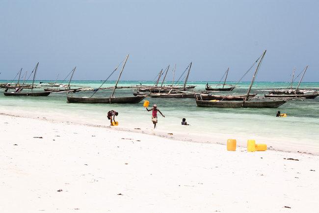 Nungwi Beach Zanzibar 27
