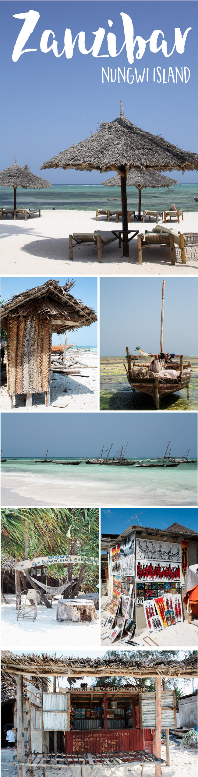 Nungwi Island Zanzibar 1