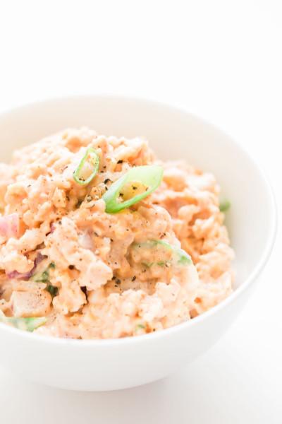 5 Minute Vegan Tuna Mayo Recipe