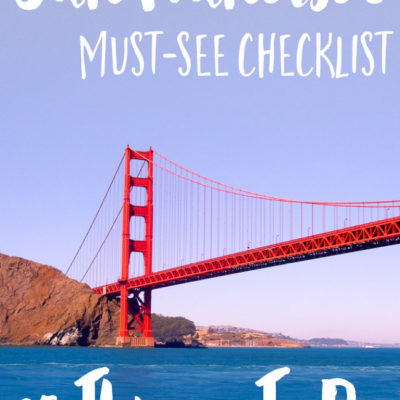 25 Top Things To Do In San Francisco