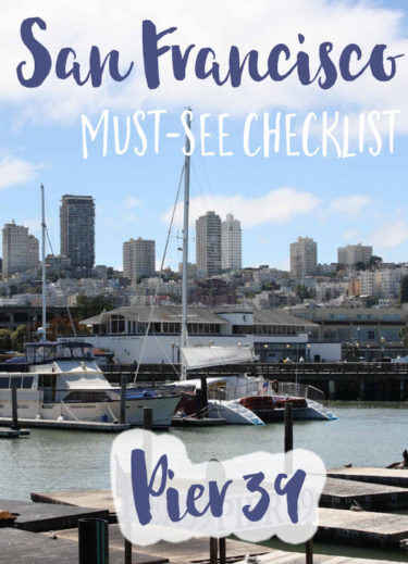 Pier 39 - Top things to do in San Francisco