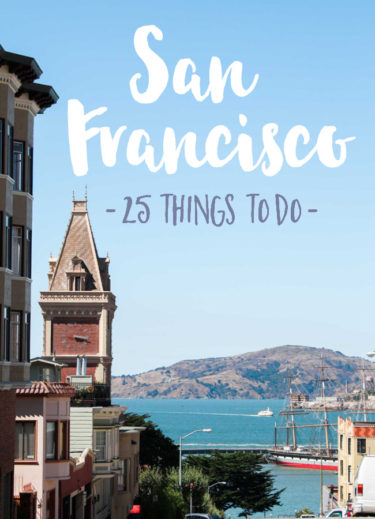 Top Things to do in San Francisco