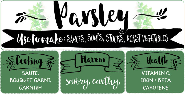 how-to-cook-parsely