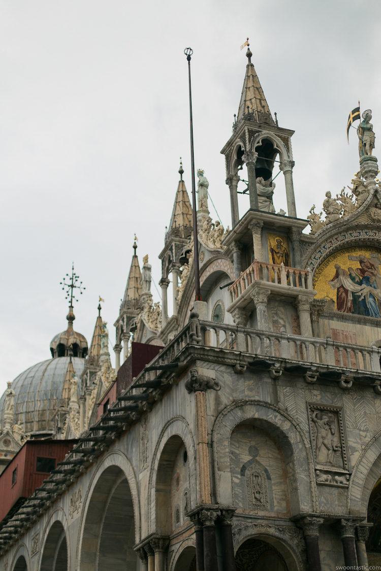 St Marks Basillica Venice