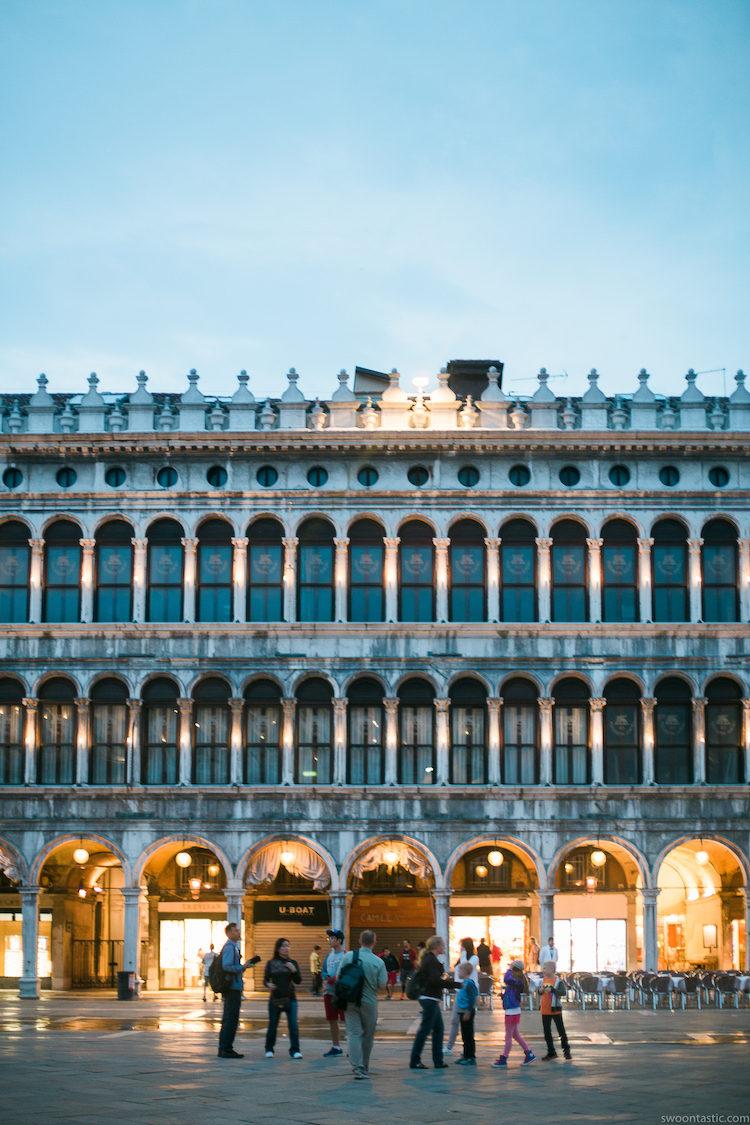 St Marks Square, Venice Italy
