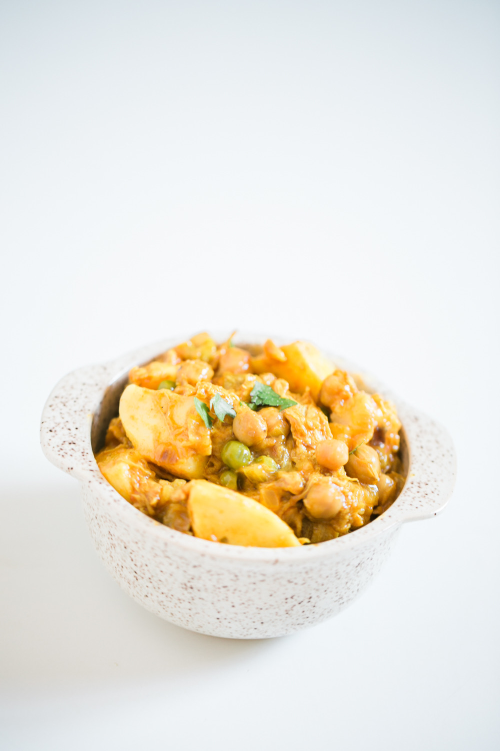 Cape malay vegan chicken curry
