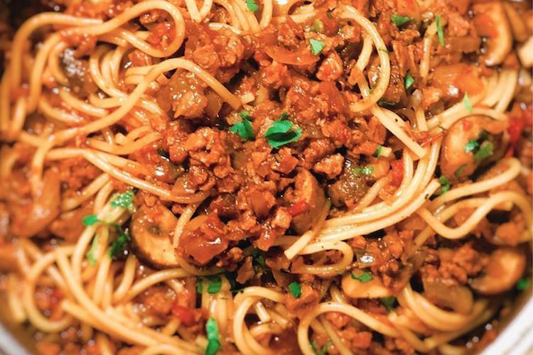 Easy Vegan Spaghetti Pasta Recipe