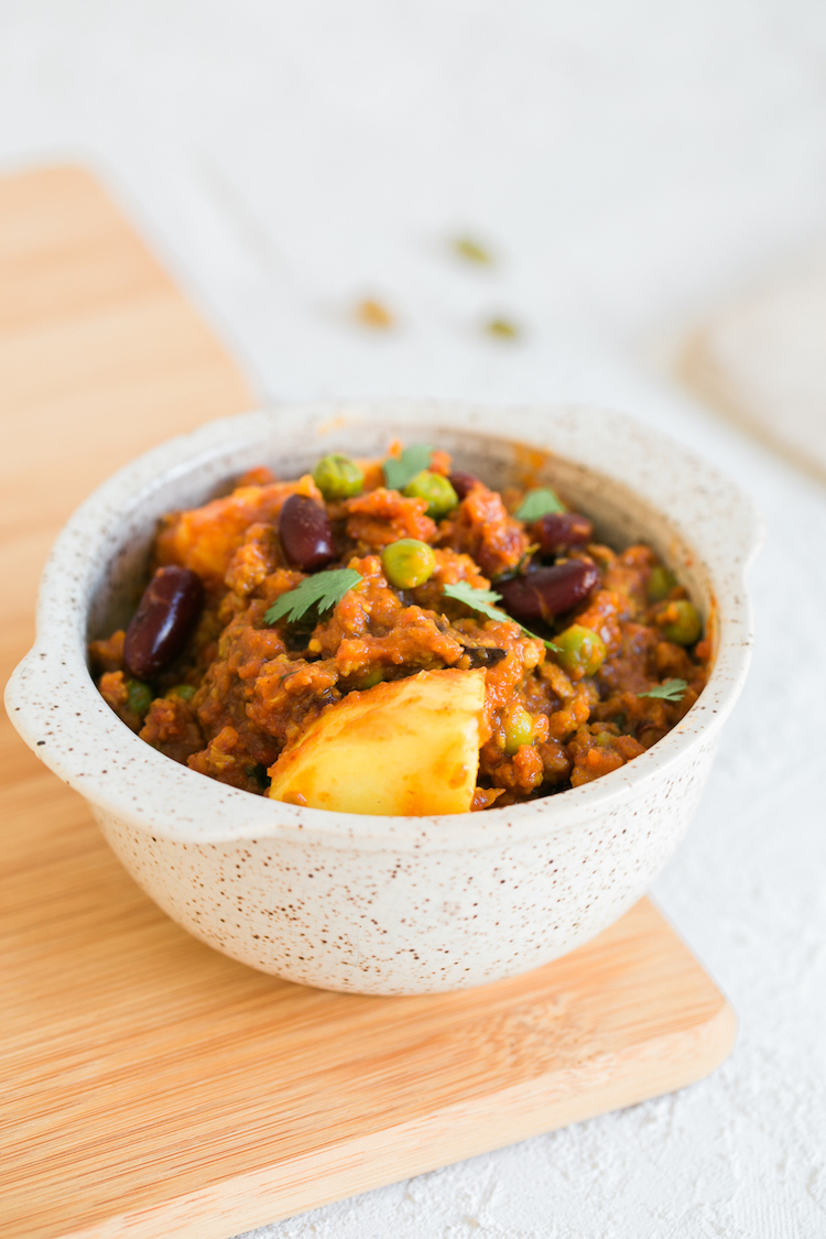 Vegan Indian Curry